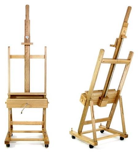 Atelierstaffelei Artina Pisa (Ansichten)