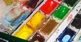 Künstlerbedarf Farben