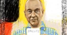 Portrait Baselitz von Mißfeldt