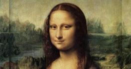 Mona Lisa in Bewegung