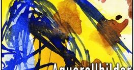 Aquarellbilder - lavieren und lasieren