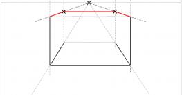 3d Zeichnung (Perspektive-zeichnen)