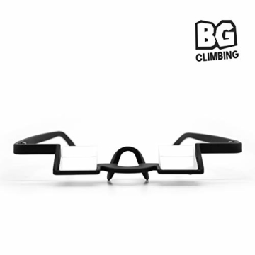 BG Climbing Belay Glasses (Black) - 2