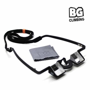 BG Climbing Belay Glasses (Black) - 3