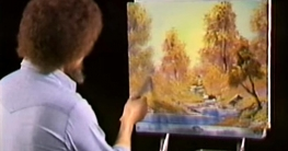 Bob Ross (1, 1) A Walk in the woods