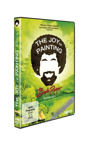 Bob Ross - The Joy of Painting, Kollektion 1 [2 DVDs] -