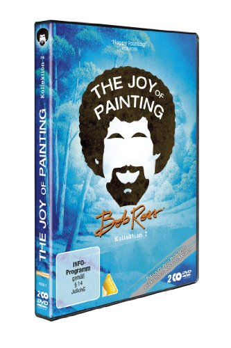 Bob Ross - The Joy of Painting, Kollektion 2 [2 DVDs] -