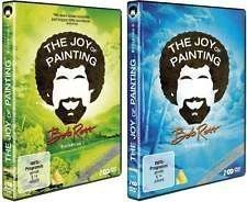 Bob Ross - The Joy of Painting, Kollektion 1 + 2 im Set - Deutsche Originalware [4 DVDs] -
