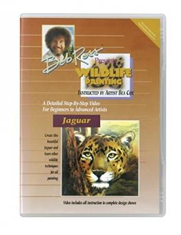 Bob Ross - Wildlife Painting - Projekt Jaguar, mit deutschen Untertiteln -