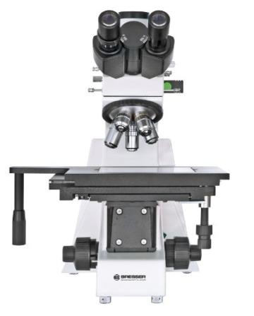 Bresser Science MTL-201 Binokulares Mikroskop (50-800x Vergrößerung) - 3
