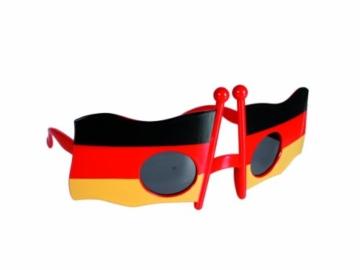 Brille Deutschlandflagge - 1