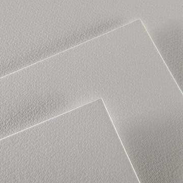 Canson 200006544 Montval Aquarellpapier, 24 x 32 cm, naturweiß - 6