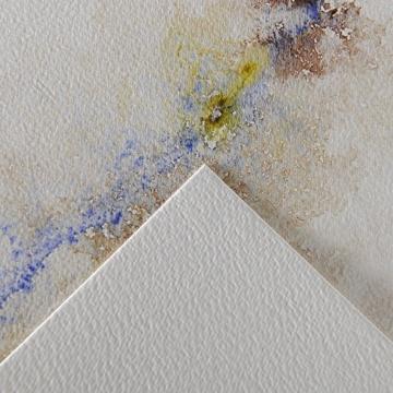 Canson 200006544 Montval Aquarellpapier, 24 x 32 cm, naturweiß - 7