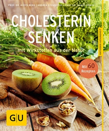 Cholesterin senken: mit Wirkstoffen aus der Natur - 1