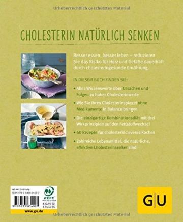 Cholesterin senken: mit Wirkstoffen aus der Natur - 2