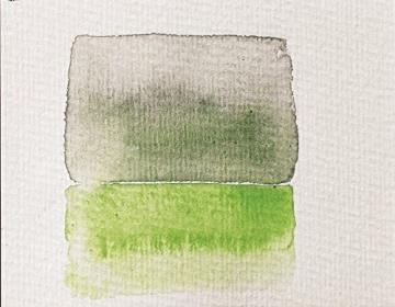 Clairefontaine 96560C Malblock, 4-seitig verleimt Aquarellpapier Grobkorn Torchon, Etival/Zellulose, 18 x 24 cm, 10 Blatt, 300 g Packung, weiß -