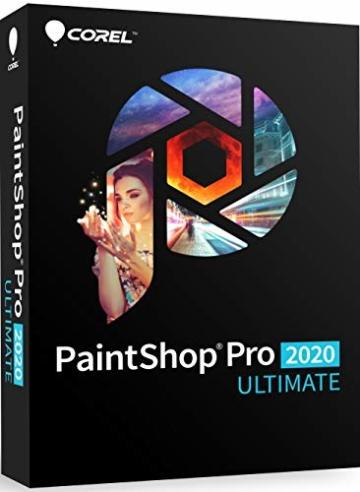Corel PaintShop Pro 2020 Ultimate, Box, deutsch - 1