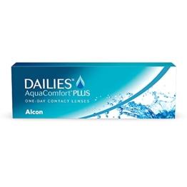 DAILIES AquaComfort Plus 1-Tages-Kontaktlinsen, 30 Stück, BC 8.7 mm, DIA 14.0 mm, -1.75 Dioptrien - 1
