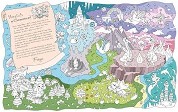 Die verzauberte Reise: Ein magisches Malbuch -