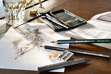 Faber-Castell 119063 Bleistift Castell 9000, 6-er Etui - 5