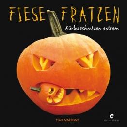 Fiese Fratzen: Kürbisschnitzen extrem -