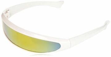 Forum Novelties 75208 Futuristische Cyborg Brille - 1