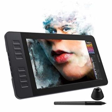 GAOMON PD1161 11.6 Inch Stift-Bildschirm mit 8 Schnelltasten und 8192 stufigem Batterie-freiem Stylus - 1