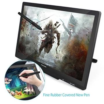 Huion GT-220V2 Schwarz Grafiktablet mit Display 21.5 Inch Interaktive Zeichnung Monitor Display IPS Panel HD Auflösung (1920x1080) - 3