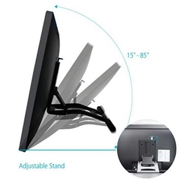 Huion GT-220V2 Schwarz Grafiktablet mit Display 21.5 Inch Interaktive Zeichnung Monitor Display IPS Panel HD Auflösung (1920x1080) - 6
