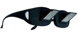 KOBERT GOODS Prisma-Brille 90 Grad Blickwinkel-Funktion ermöglicht das Bequeme Lesen und Fernsehen im liegen Horizontale Sicht ohne Stärke für Entspannte Positionen im Bett und Sofa Lazy Readers - 1