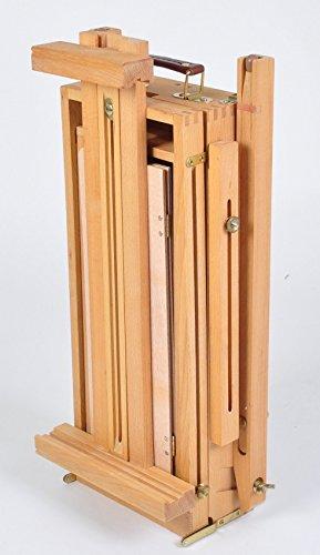 Kofferstaffelei 180cm Atelier Staffelei Standstaffelei Feldstaffelei Malen Kunst - 3