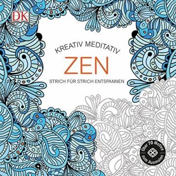 Kreativ meditativ malen - Zen