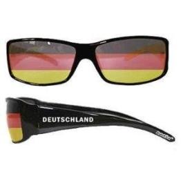 L175 Fanbrille Deutschland Flagge auf Brille von SIDEKICK V2 - 1