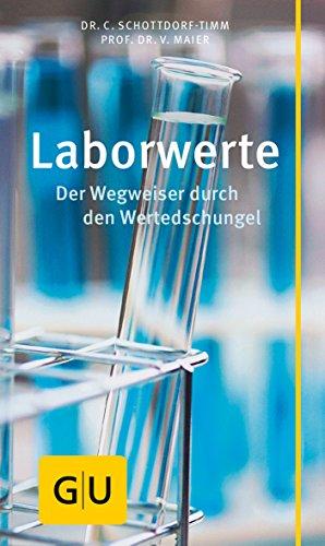 Laborwerte (GU Kompass Gesundheit) - 1