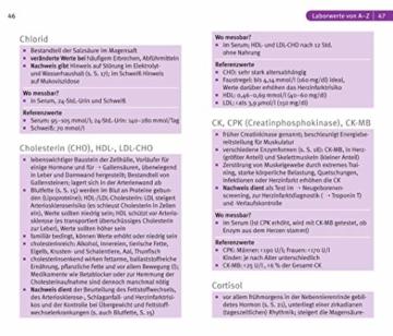 Laborwerte (GU Kompass Gesundheit) - 5