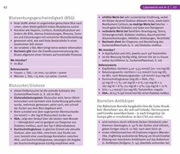 Laborwerte (GU Kompass Gesundheit) - 6