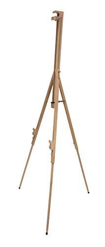 Meister SIENA Feldstaffelei XL aus Buche FSC, für Keilrahmen bis 120 cm hoch, Qualität vom KÜNSTLERPROFI - 2