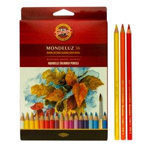 """Mondeluz"" 36er Aquarellstifte Set -"