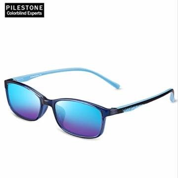PILESTONE KINDER TP-030 (Typ B) farbenblinde Gläser für Kinder mit roter / grüner Farbenblindheit 6-10 Jahre - mäßiges, starkes und schweres Deutan und mäßiges, starkes Protan - 7