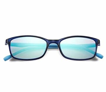 PILESTONE KINDER TP022 (Tippe A) farbenblinde gläser - 6 und 10 Jahren mit rot / grüner Farbenblindheit - Mildes, mäßiges und starkes Deutan und mildes, mäßiges Protan - 2
