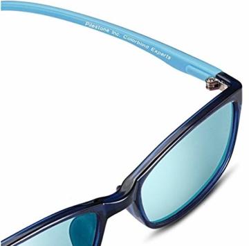 PILESTONE KINDER TP022 (Tippe A) farbenblinde gläser - 6 und 10 Jahren mit rot / grüner Farbenblindheit - Mildes, mäßiges und starkes Deutan und mildes, mäßiges Protan - 4
