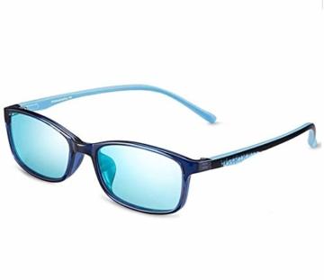 PILESTONE KINDER TP022 (Tippe A) farbenblinde gläser - 6 und 10 Jahren mit rot / grüner Farbenblindheit - Mildes, mäßiges und starkes Deutan und mildes, mäßiges Protan - 1