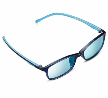 PILESTONE KINDER TP022 (Tippe A) farbenblinde gläser - 6 und 10 Jahren mit rot / grüner Farbenblindheit - Mildes, mäßiges und starkes Deutan und mildes, mäßiges Protan - 5