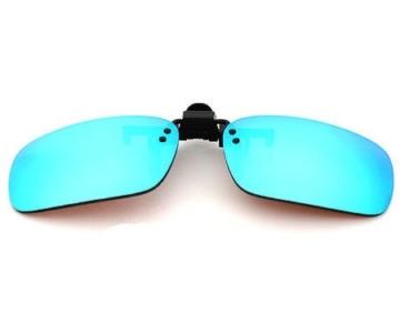 PILESTONE TP-018 (Tippe A) farbenblinde gläser Color Blind Korrekturbrillen Aufsteckgläser für Rot/Grün Color Blind - Mild, Moderate und Strong Deutan und Mild, Moderate Protan - 6