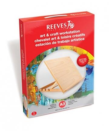 REEVES 4870165 Art und Craft Workstation A2 - 4