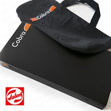 Royal Talens–Cobra Artist Wasser mischbare Ölfarben Art Set in Premium schwarz Geschenk-Box–mit Farben, Palette, und Pinsel - 5