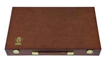 Schmincke Künstlerfarben, MUSSINI® Ölfarbe, Malkasten, Holzkasten mit 15 x 35ml Tuben, 1 x 150ml Weiß und Zubehör - 3