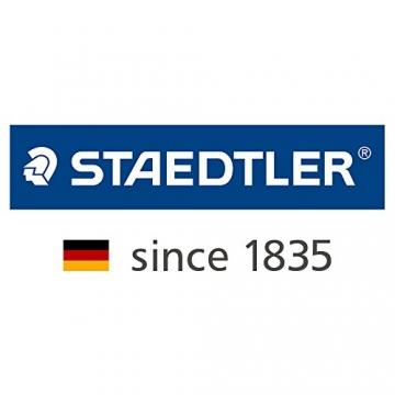 Staedtler 144 10ND36 - Noris Club Aquarell Farbstift, Doppeldeckeretui, 36 Stück -