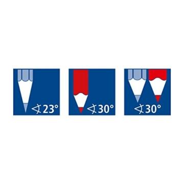 Staedtler 512 001 Doppelspitzer (für Bleistifte und Buntstifte, Anspitzer mit Behälter) - 5