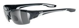 Uvex Unisex Blaze III Sportbrille, One Size, black mat - 1